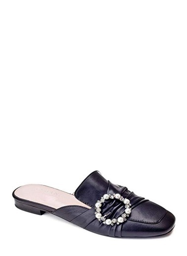 Nemesis Shoes Terlik Siyah
